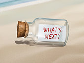 what's next message in a bottle