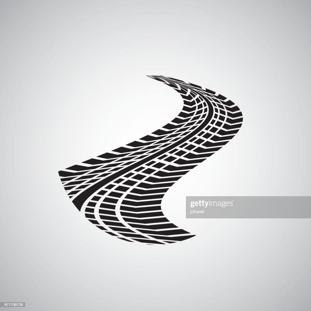 wheel print design