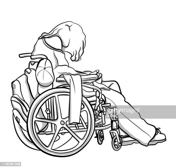 Wheelchair Bound MS
