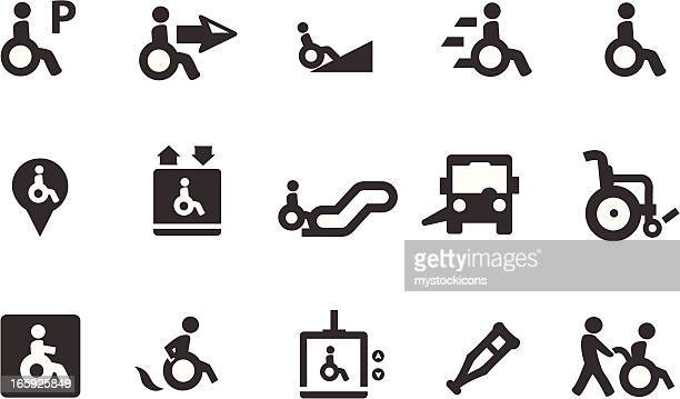 Wheelchair Symbols
