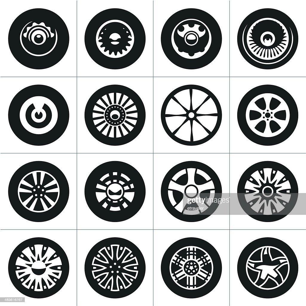 Wheels. Rims.
