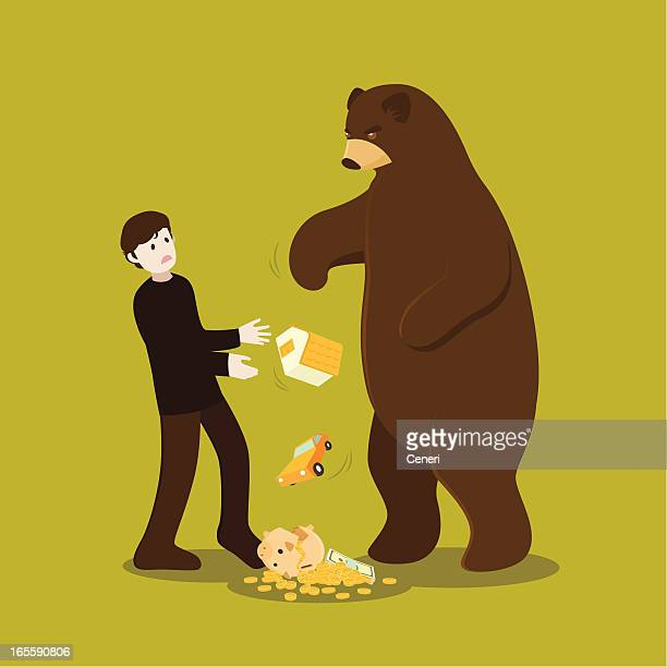 when bear market attacks