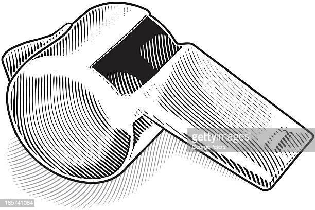Whistle Engraving