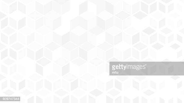 white abstract background - square stock illustrations