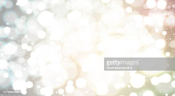 white blur abstract background. blurred beautiful shiny christmas lights - focus on background stock illustrations