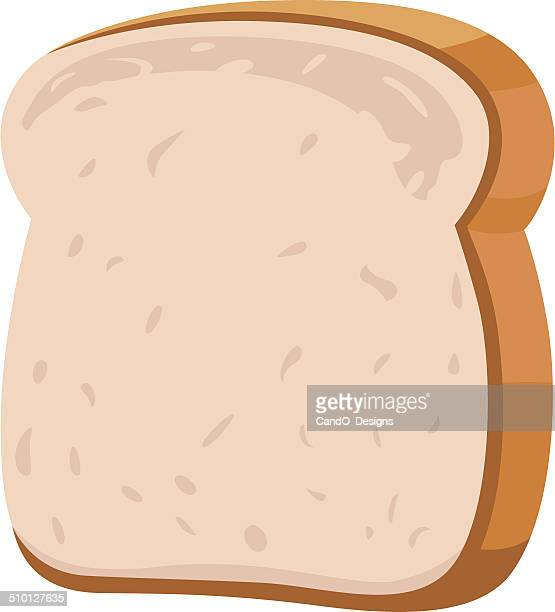60点の食パンのイラスト素材クリップアート素材マンガ素材アイコン