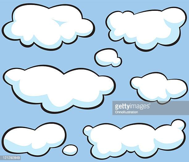 60 Top Cumulus Cloud Stock Illustrations, Clip art, Cartoons