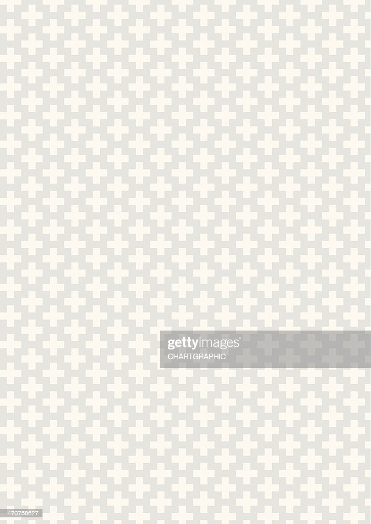 White crosses in an angled pattern with a lighter background