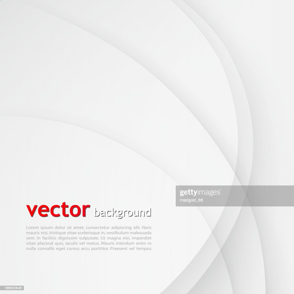 White elegant business background.