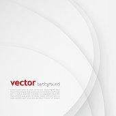 White elegant business background.
