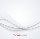 White elegant business background