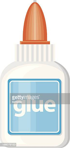 White Glue Icon