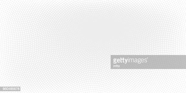white halftone spotted background - white stock illustrations