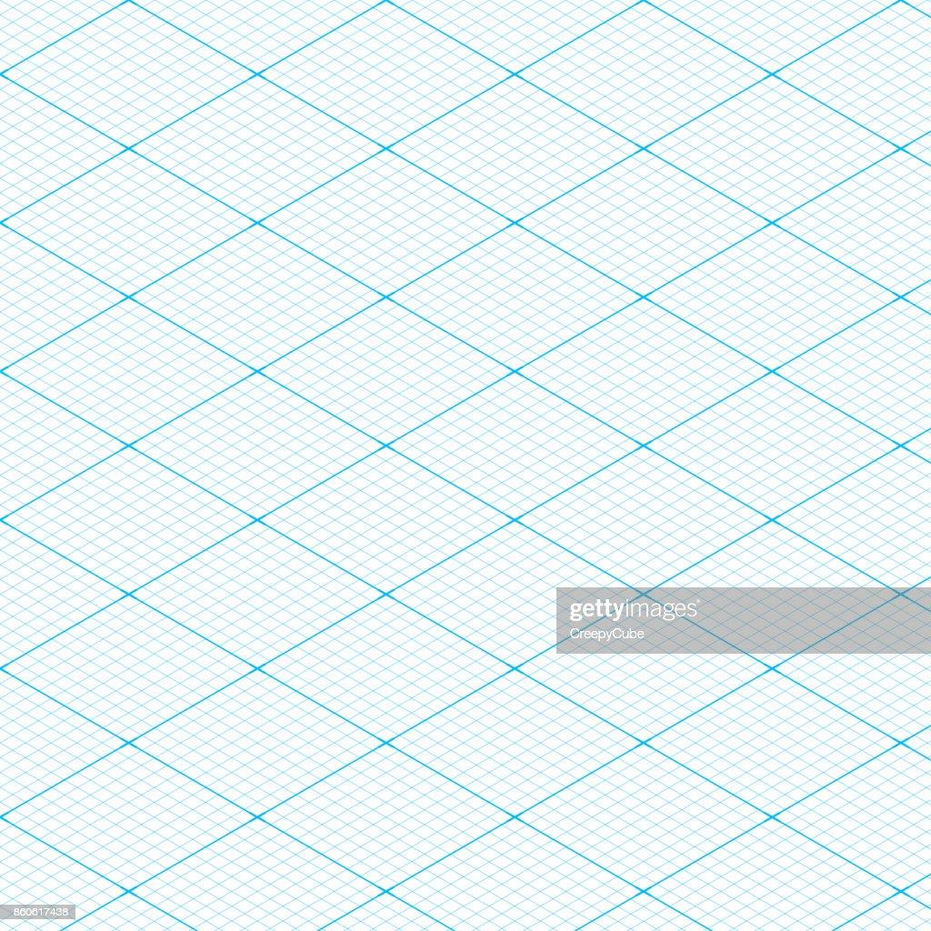 White isometric blueprint grid seamless pattern texture background white isometric blueprint grid seamless pattern texture background vector illustration vector art malvernweather Choice Image