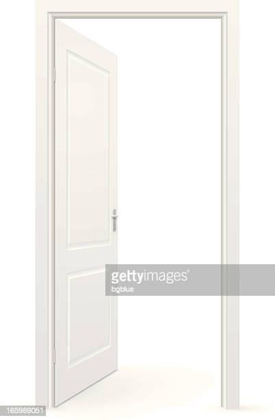 Porta aberta