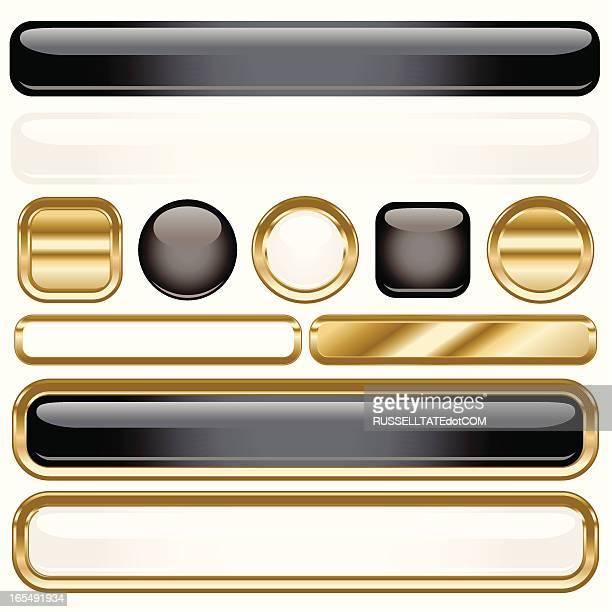 White Plastic Gold