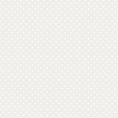 White Polka Dot Seamless Vector Background