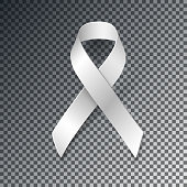 White Ribbon Symbol for Safe Motherhood