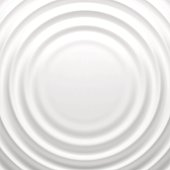 White rippled background with place for your content