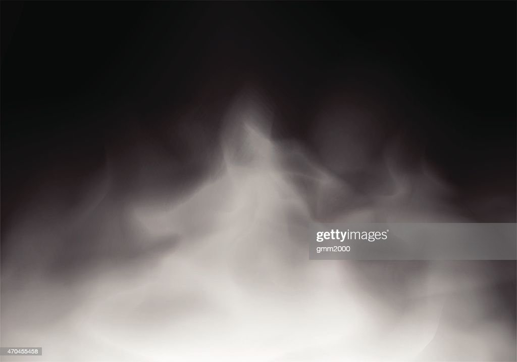 white smoke and Cloud   composition  backgrounds abstract vector