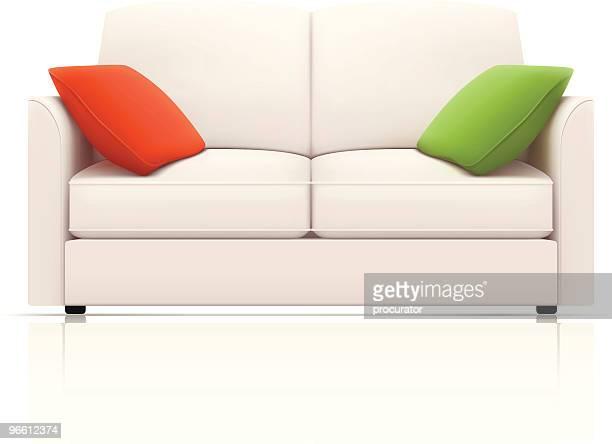 60 Top Sofa Stock Vector Art Graphics Getty Images