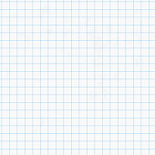 White squared graph paper seamless