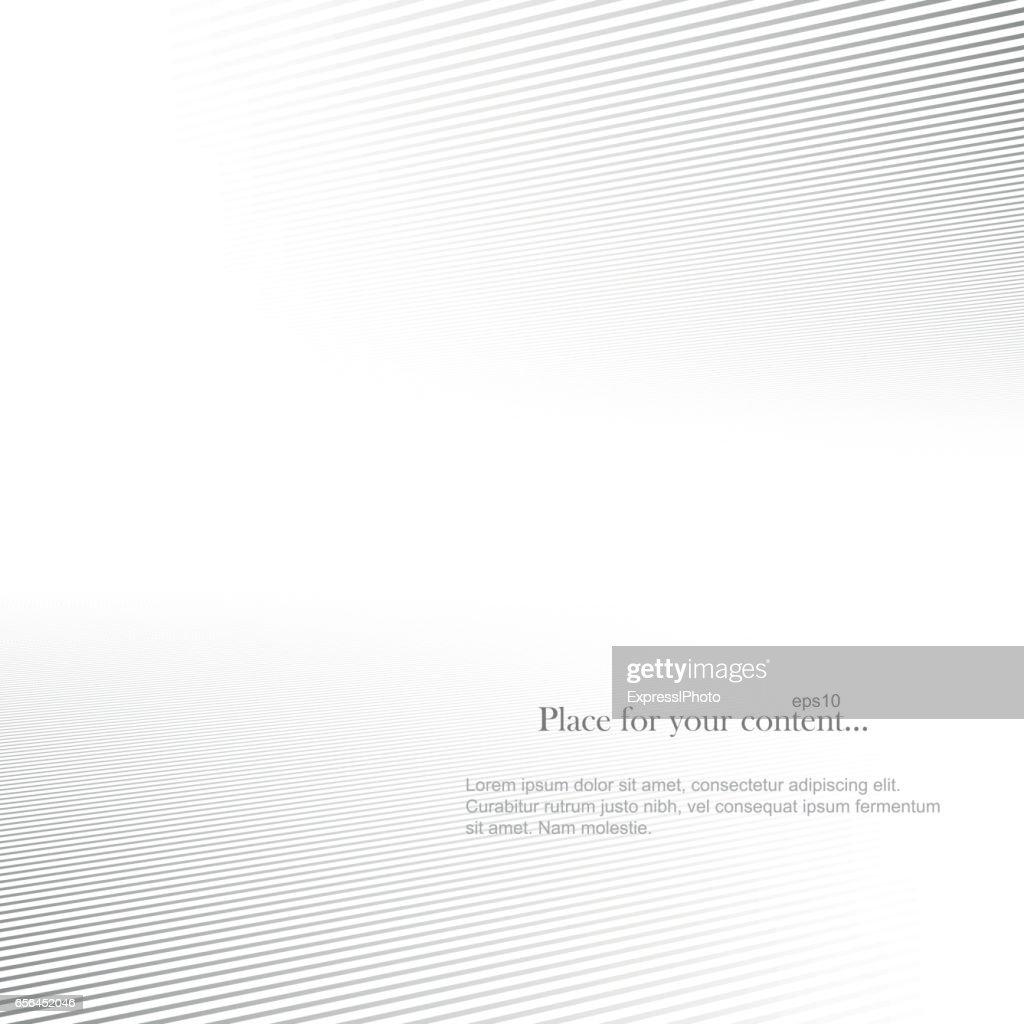 White striped copyspace.