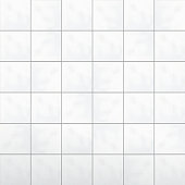 White tiles wall vector