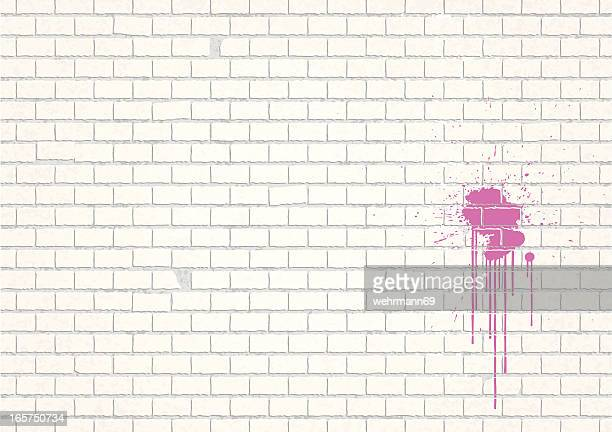 weisse mauer - surrounding wall stock illustrations