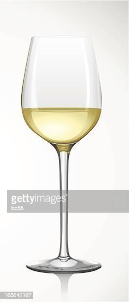 White Wine Glass -  Weißweinglas