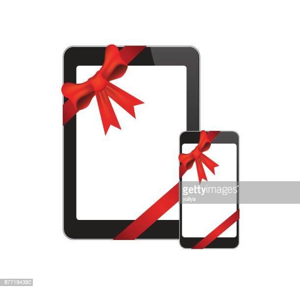 White-Screen-Phone-Tablet-Ribbon