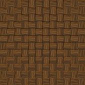 Wicker seamless pattern. Abstract decorative wooden textured background.