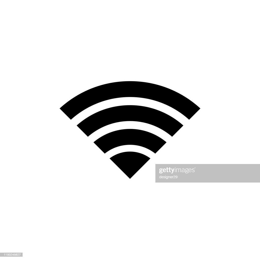 Wifi Icon. : stock illustration