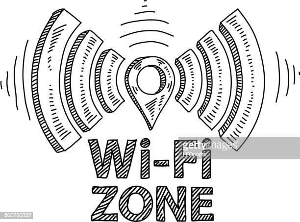 Wi-Fi Sign Drawing