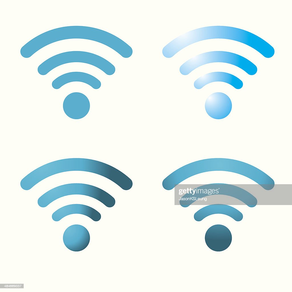 WiFi Sign- Vector