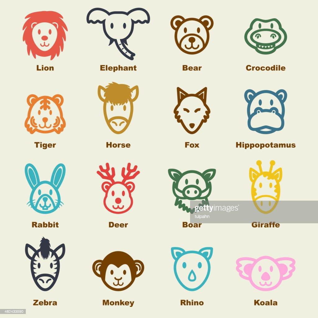 wild animal elements