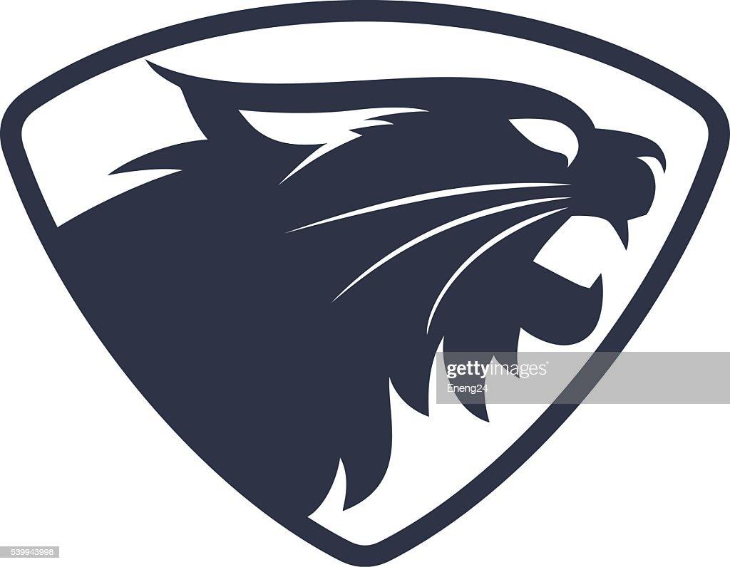 Wild cat head shield