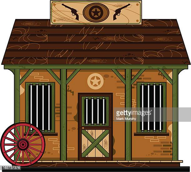 Wild West Jail House