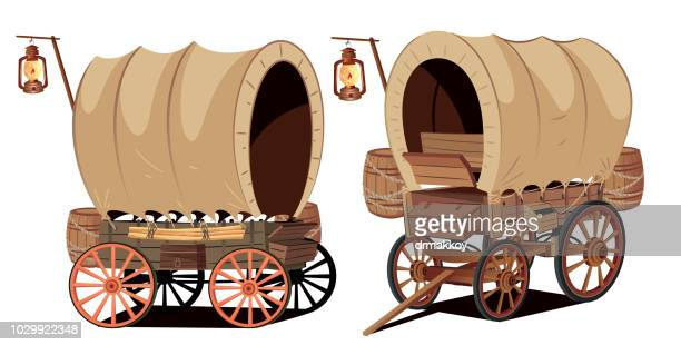 Wild West (Covered Wagon)