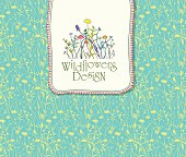 Wildflowers Design.