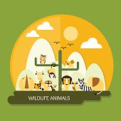wildlife animals protection and conservation