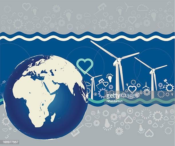 Wind Power with Globe