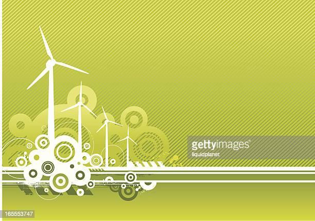 Windmühle-Grafiken