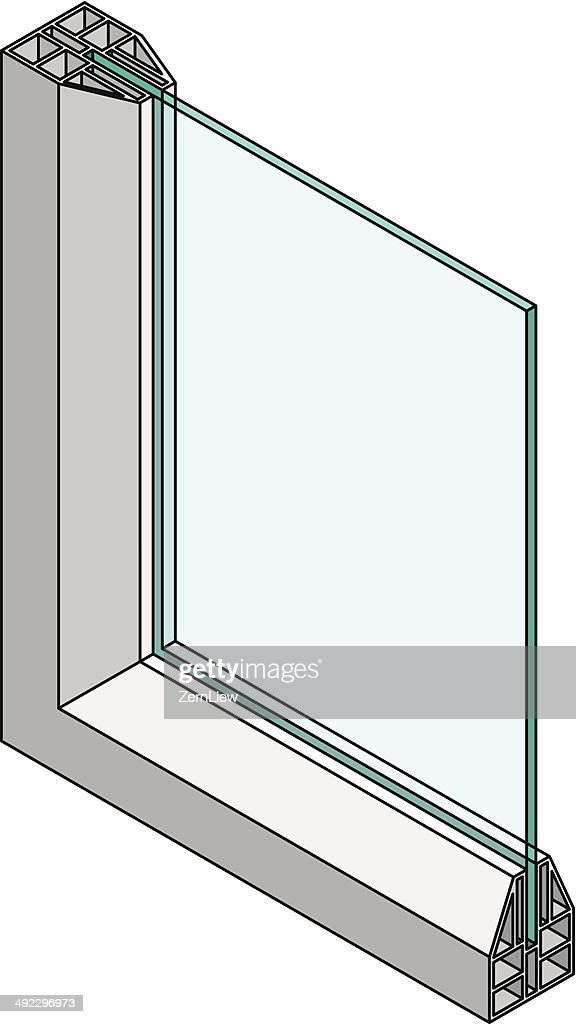 Window Glazing Diagram