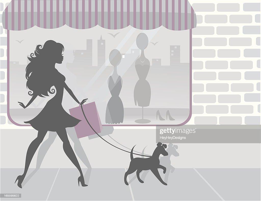 Window Shoppig