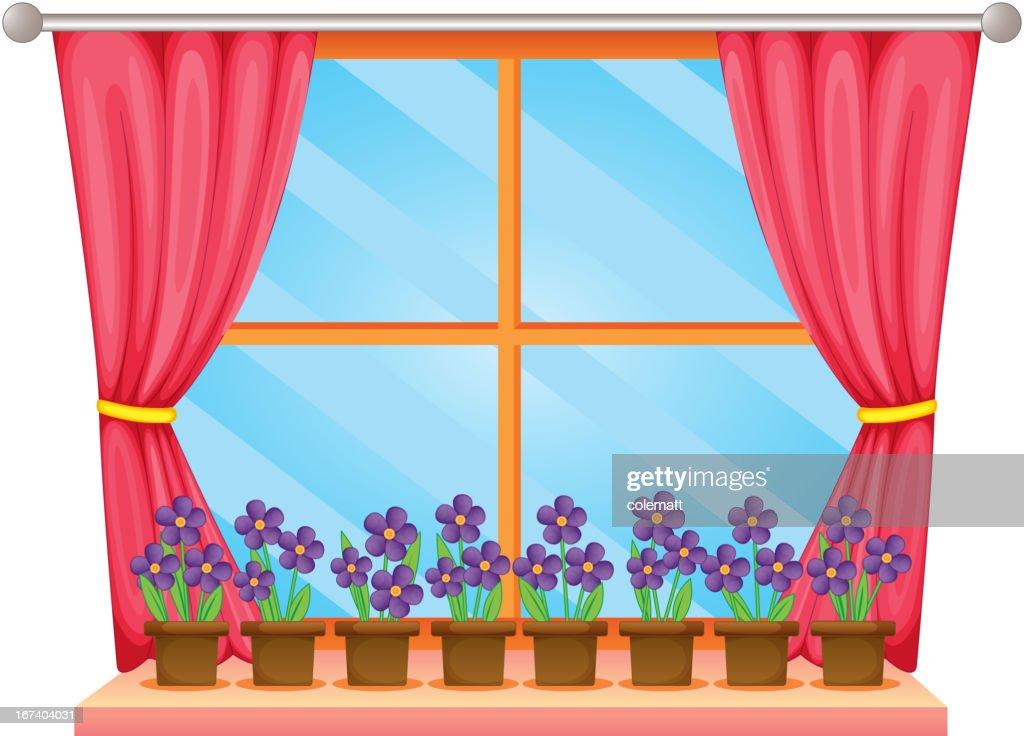 Window : Vector Art