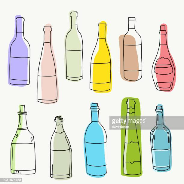 Wine bottle designs