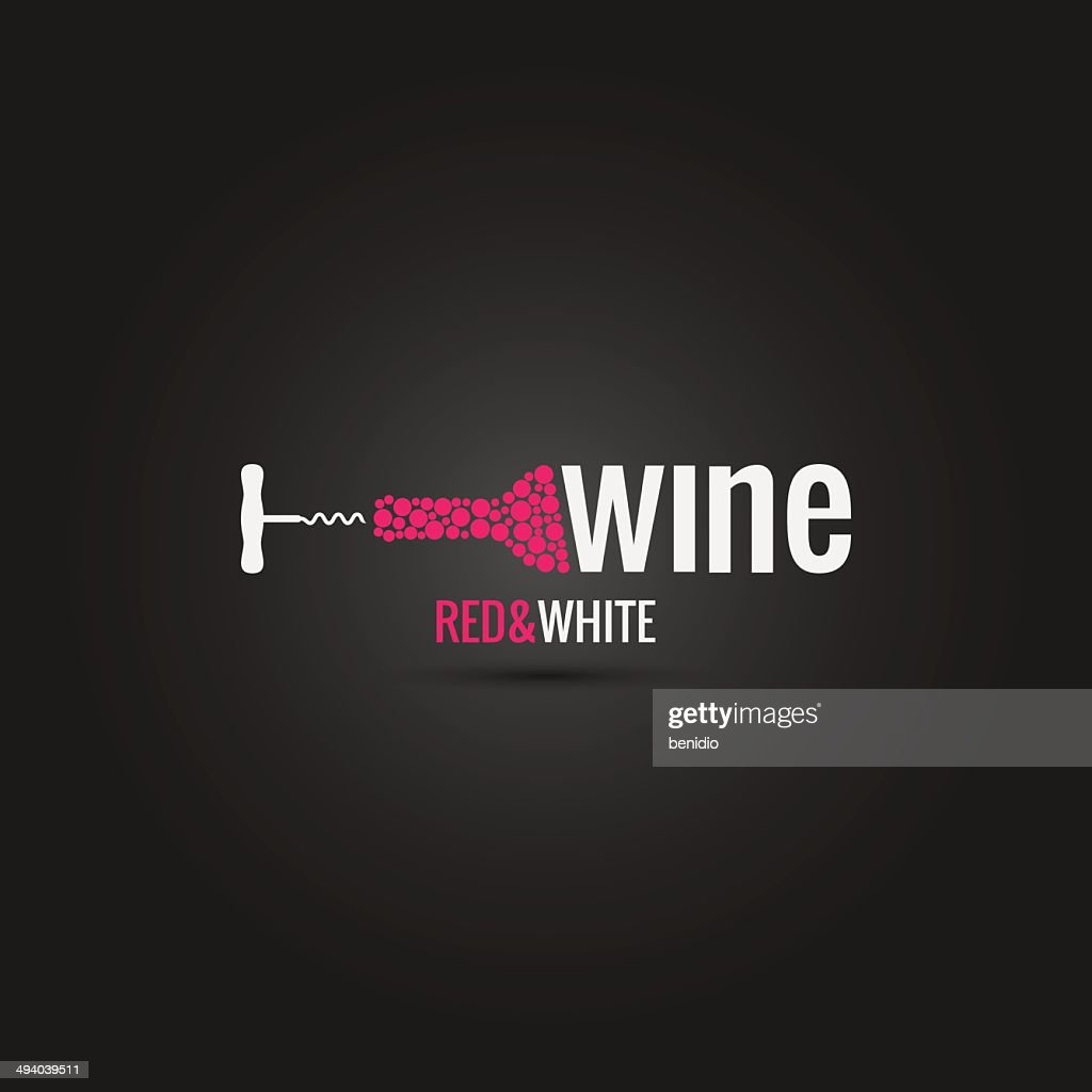 wine cellar bottle design background