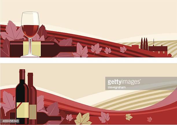 Paneles de vinos