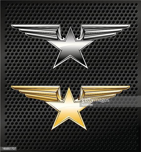 winged stars
